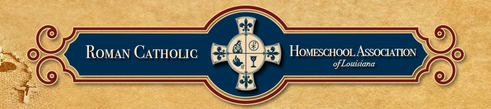 Roman Catholic Homeschool Association of Louisiana